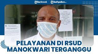 Banyak Tenaga Kesehatan yang Terpapar Covid-19, Pelayanan di RSUD Manokwari Terganggu