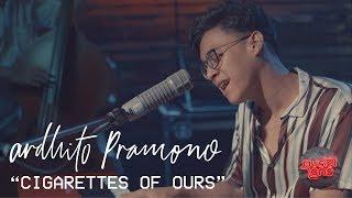 Ardhito Pramono – Cigarettes Of Ours (Live Studio Session)