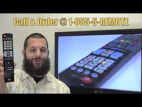 LG AKB73615336 TV Remote Control
