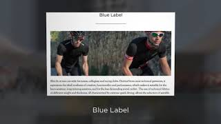 Custom Bike Jerseys - Nalini Custom