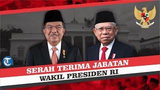 BREAKING NEWS: Serah Terima Jabatan Wakil Presiden Jusuf Kalla ke Maruf Amin