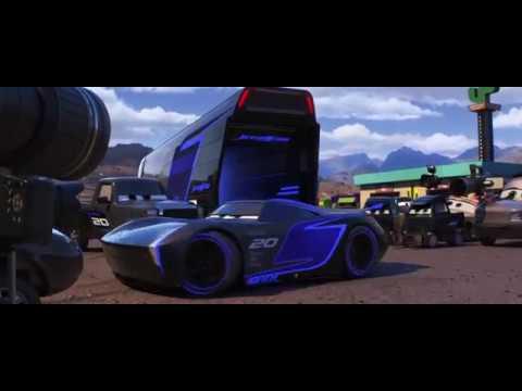 Carros 3, da Disney•Pixar - Apresentamos Jackson Storm