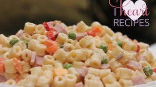 Summer Pasta Salad Recipe – I Heart Recipes