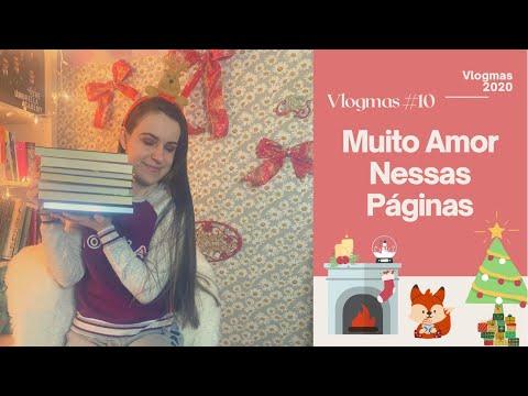 LIVROS PARA SE LER NO NATAL | #VLOGMAS10 | EDUDA