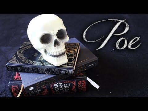 Minha pequena coleção de Edgar Allan Poe | FOLHEANDO