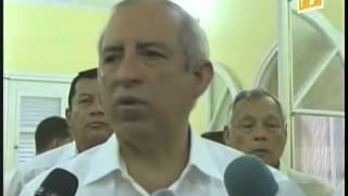 preview picture of video 'Visita Cuba Presidente de la Asamblea Legislativa de El Salvador'
