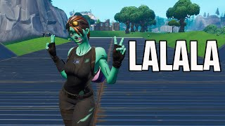 """The BEST Fortnite Montage EVER! (""""LALALA"""")"""