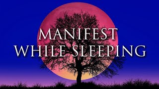 Manifest While Sleeping ➤ 24/7 Power Affirmations: Self Love, Inner Peace, Sovereignty & Happiness