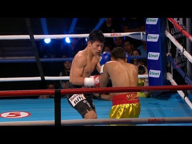 Carl Jammes Martin vs. Petchchorhae Kokietgym | ESPN5 Boxing