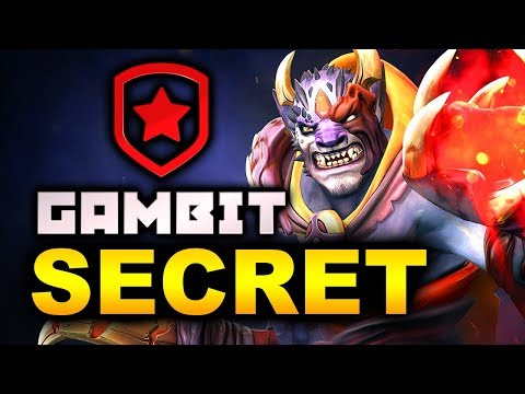 SECRET vs GAMBIT - TOP 3 ELIMINATION - ESL One Birmingham 2019 DOTA 2