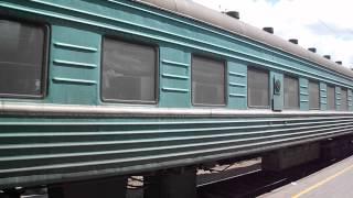 прибытие поезда №15 алматы 2 - петропавловск