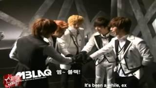 MBLAQ Hello My EX FMV