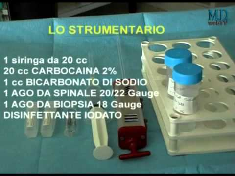 Esame del sangue prostatico specifico