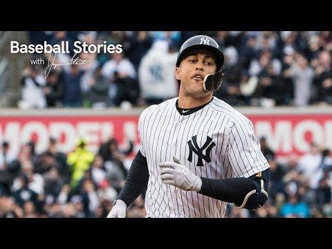 Giancarlo Stanton Recounts 1998 Home Run Race | Baseball Stories
