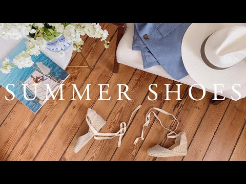 My Summer Shoe Collection | Sandals, Espadrilles & more