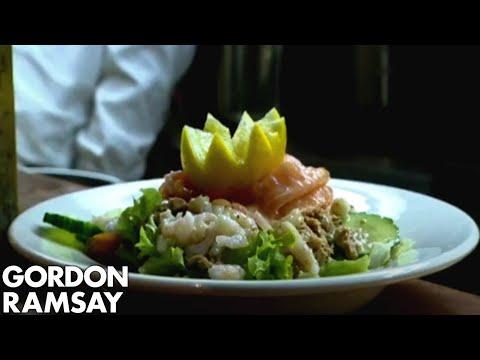 Gordon meets the new Chef – Gordon Ramsay