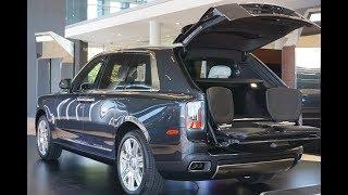 2019 Rolls-Royce Cullinan - EXCLUSIVE Walkaround in 4K
