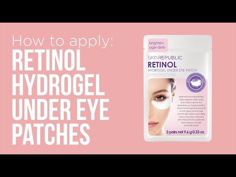 Skin Republic Retinol Under Eye Patch (Crème)