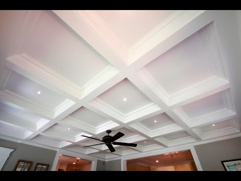 Tilton Box Beam Coffered Ceiling System | EASILY THE FASTEST INSTALL