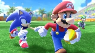 Mario and Sonic at the Rio 2016 Olympic Games - Heroes Showdown (Wii U)