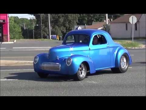 The Very Best of Those Willys Gassers Blown Hot Rod Drag Car Dreamgoatinc Classic Muscle Videos