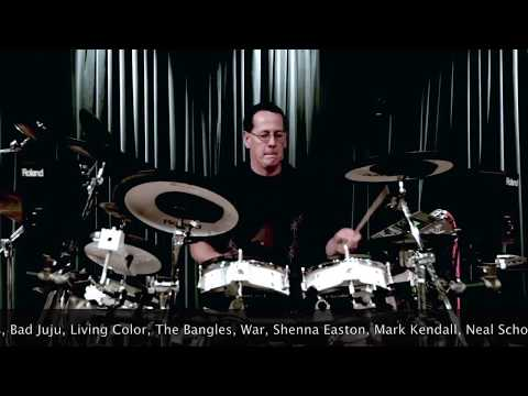 Take your drum skills to the next level with master classes by Alan.