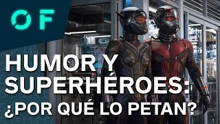 Por qué 'Ant-Man y la Avispa' es rematadamente graciosa