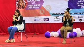 Kisum (키썸) feat. Se-A (세아) - Liar (Covered by M.Y x Desty) at Unniversitas Budi Luhur [151219]