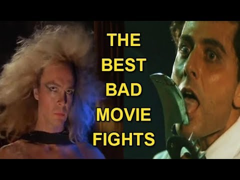 The BEST Bad Movie Fight Scenes!