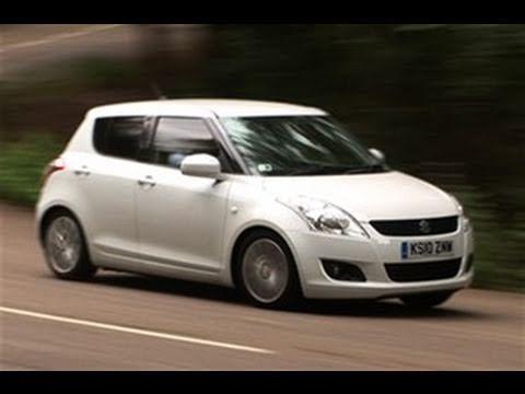 Suzuki Swift - 90sec review by autocar.co.uk