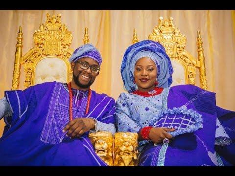 Funmilayo + Victor : Nigerian Traditional Wedding