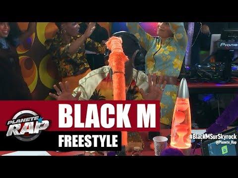 """Black M - Freestyle """"On ne dort pas"""" #PlanèteRap"""