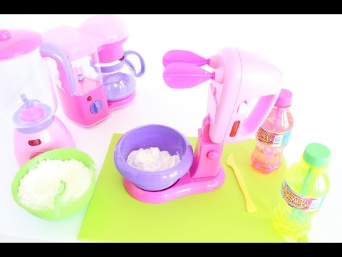 DOLL KITCHEN SET|| PRETTY  LITTLE KITCHEN AID|| TiaTia