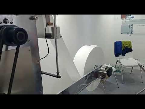 Wet Wipes Making Machine