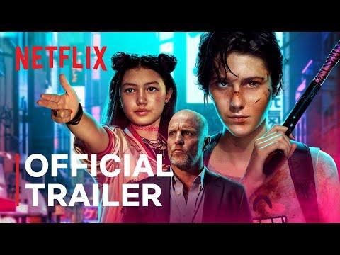 KATE   Official Trailer   Netflix