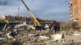 SP Władykaukaz, Rosja: potężna eksplozja w supermarkecie