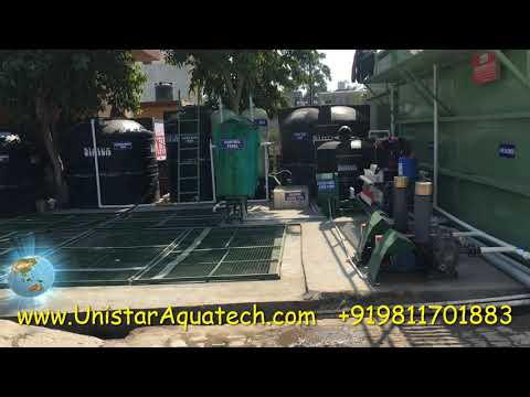 Sewage Treatment For Apartment