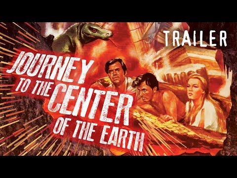 Journey to the Center of the Earth Movie Trailer