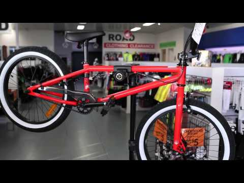 GT Slammer XL BMX Bike 2016 Review