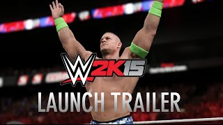 WWE 2K15 Launch Trailer - PlayStation 4 & Xbox One [HD]