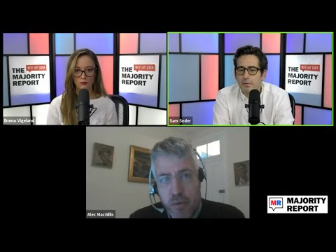 How Amazon Embedded Itself Then Took Over America w/ Alec MacGillis - MR Live - 3/24/21
