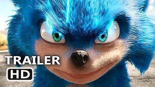 SONIC O FILME Trailer Brasileiro DUBLADO (2019)