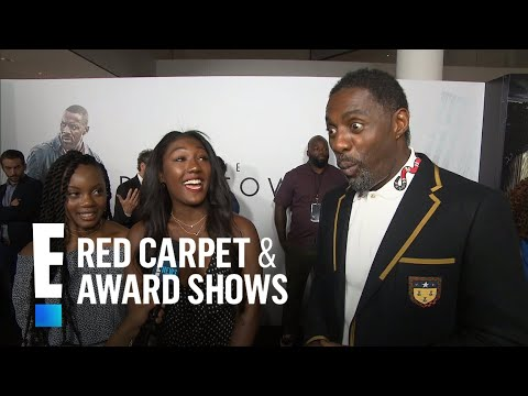 What Idris Elba's Daughter Really Thinks of His Clothing | E! Red Carpet & Award Shows