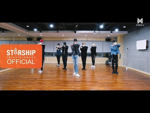 [Dance Practice] 몬스타엑스 (MONSTA X) - 'Alligator' Fix Ver.