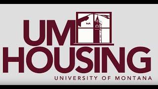 Housing at the University of Montana