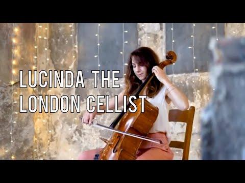 Lucinda The London Cellist Video