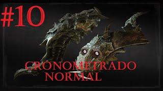 Coloso #10 - Ataque Cronometrado (Normal) - Shadow of the Colossus PS4 HD