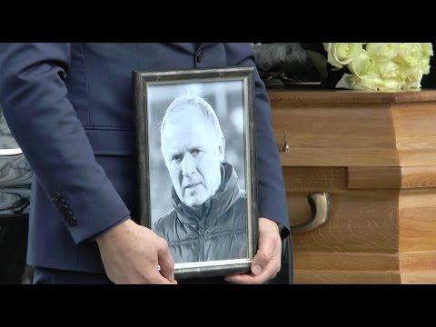 Pogrzeb Andrzeja Biedrzyckiego okiem kamery