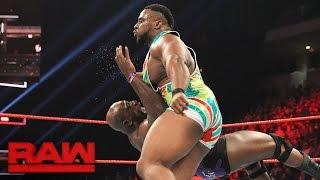 Big E vs. Titus O