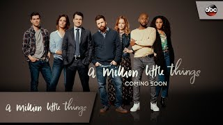 A Million Little Things | Season 1 - Trailer #1